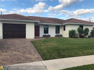 Boca Raton Single Family Home For Sale: 985 SW 4th St