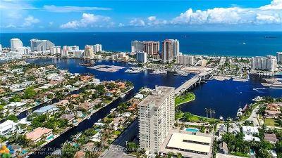 Fort Lauderdale Condo/Townhouse For Sale: 2500 E Las Olas Blvd #706