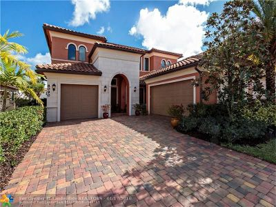 Parkland Single Family Home For Sale: 8090 NW 115th Way
