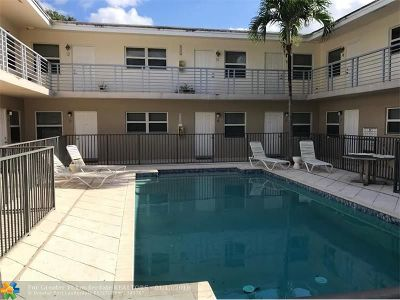 Fort Lauderdale Rental For Rent: 416 NE 15th Ave #5