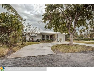 Pompano Beach Single Family Home For Sale: 2500 SE 1st Ct