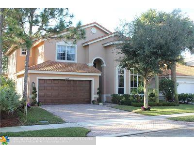Boynton Beach Single Family Home For Sale: 12478 Colony Preserve Dr.