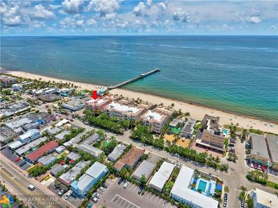 Broward County Condo/Townhouse For Sale: 4320 El Mar Dr #403