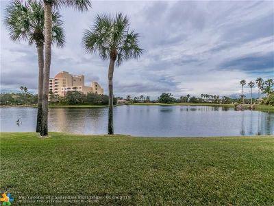 Weston Condo/Townhouse Backup Contract-Call LA: 16325 Golf Club Rd #103