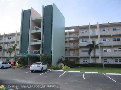 Pompano Beach Condo/Townhouse For Sale: 1111 N Riverside Dr #102