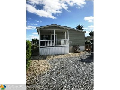 Davie Single Family Home For Sale: 1970 SW 85th Ave