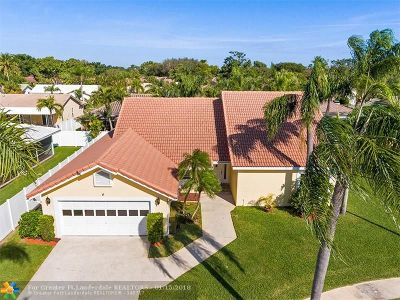 Boca Raton Single Family Home For Sale: 6875 Terra Tranquila Dr
