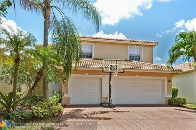 Parkland Single Family Home For Sale: 7853 NW 61st Ter