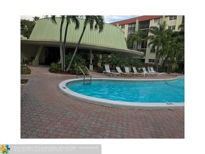 Fort Lauderdale Condo/Townhouse For Sale: 5300 NE 24th Ter #419C