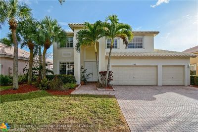 Pembroke Pines Single Family Home Backup Contract-Call LA: 17058 NW 15th St