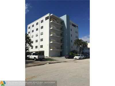 Fort Lauderdale Rental For Rent: 619 Orton Ave #302
