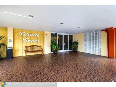 Fort Lauderdale Condo/Townhouse For Sale: 1800 N Andrews Ave #2L