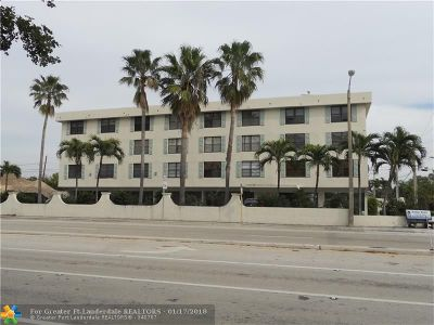 Fort Lauderdale Condo/Townhouse For Sale: 3000 N Ocean Blvd #302
