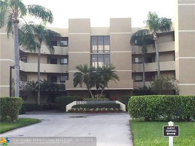 Boca Raton Condo/Townhouse For Sale: 5901 Camino Del Sol #400