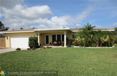 Lauderdale By The Sea Single Family Home For Sale: 1967 Ocean Mist Dr