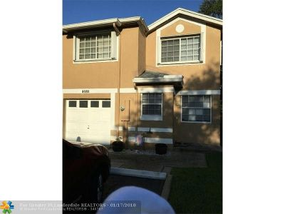 Cooper City Condo/Townhouse Backup Contract-Call LA: 4991 SW 123rd Ter #4991