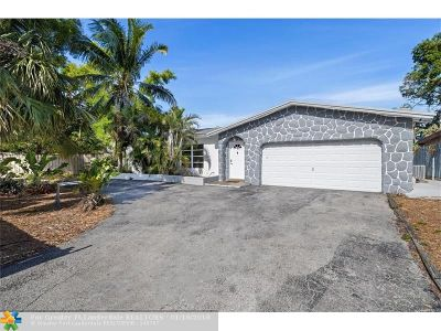 Fort Lauderdale Single Family Home For Sale: 1733 SW 5th Pl