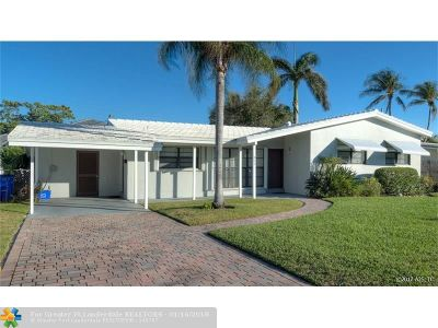 Broward County Single Family Home For Sale: 868 SE 12th Way