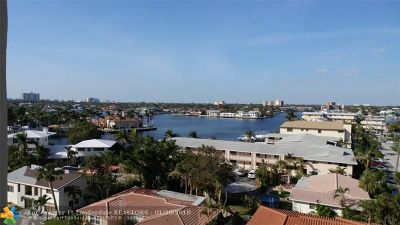 Pompano Beach Condo/Townhouse For Sale: 1200 Hibiscus Ave #701