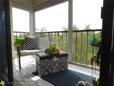 Deerfield Beach Condo/Townhouse For Sale: 2440 Deer Creek Country Club Blvd #403-C