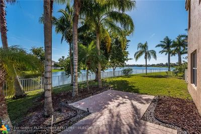 Coral Springs Single Family Home For Sale: 11660 NW 52nd Ct