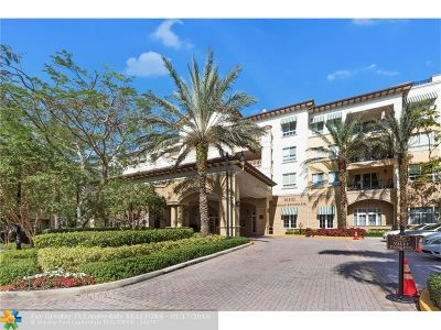 Weston Condo/Townhouse For Sale: 16102 Emerald Estates Dr #425