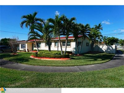 Miami Single Family Home For Sale: 8995 SW 52nd St