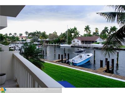 Pompano Beach Condo/Townhouse For Sale: 140 NE 28th Ave #206