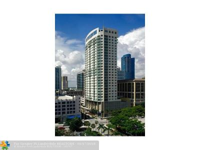Fort Lauderdale Condo/Townhouse For Sale: 350 SE 2 Street #1670
