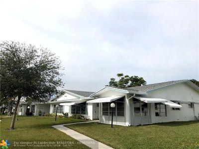 Plantation Condo/Townhouse Backup Contract-Call LA: 8551 NW 10th St #D