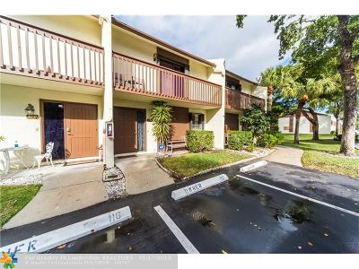 Deerfield Beach Condo/Townhouse For Sale: 865 NW 47th St #865
