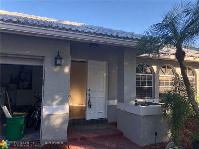 Single Family Home Sold: 4847 NW 59th Way