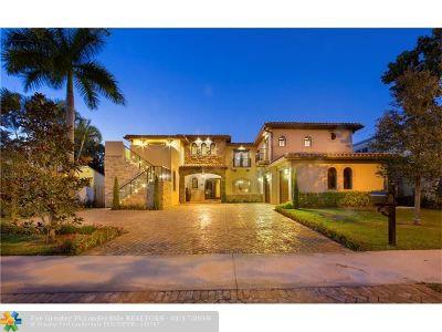 Rio Vista, Rio Vista C J Hectors Re, Rio Vista Isles Single Family Home For Sale: 1005 SE 8th St
