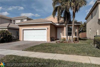 Pembroke Pines Single Family Home Backup Contract-Call LA: 7685 NW 19th Ct