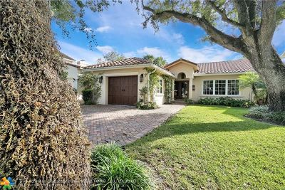 Fort Lauderdale Single Family Home For Sale: 908 SE 6th Ct