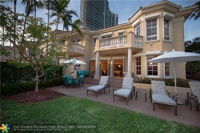 Aventura Condo/Townhouse For Sale: 3924 NE 199th Ter #3924