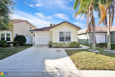 Boynton Beach Single Family Home For Sale: 4868 Concordia Lane
