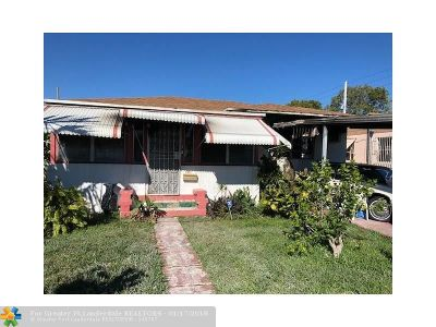 Miami Single Family Home For Sale: 1311 NW 52nd St