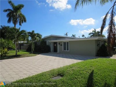 Lauderdale By The Sea Single Family Home For Sale: 1984 Windward Dr
