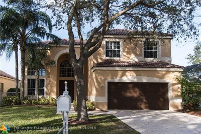 Parkland Single Family Home Backup Contract-Call LA: 6365 NW 78th Pl