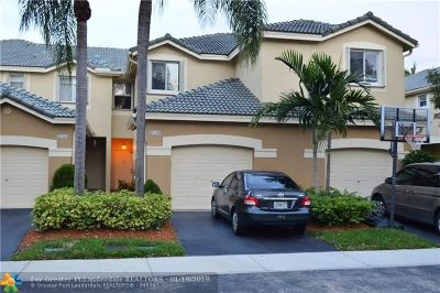Weston Condo/Townhouse Backup Contract-Call LA: 2116 Pasa Verde Ln #2116