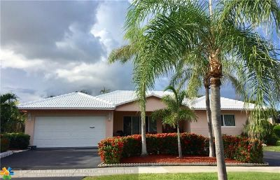 Deerfield Beach Single Family Home For Sale: 1545 SE 14th St