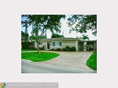 Deerfield Beach Single Family Home For Sale: 808 SE 13th Ct