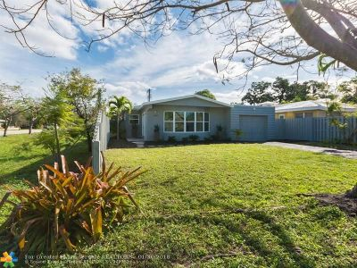 Fort Lauderdale Single Family Home For Sale: 1242 NW 5th Ave