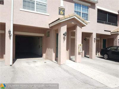 Boynton Beach Condo/Townhouse For Sale: 603 Belmont Pl #603