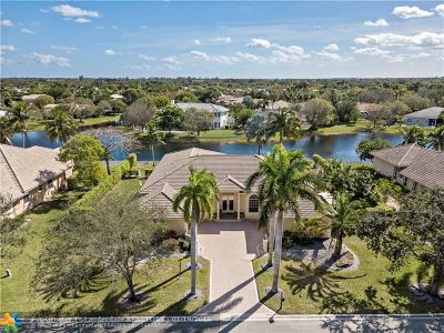 Parkland Single Family Home For Sale: 6650 NW 101st Terrace
