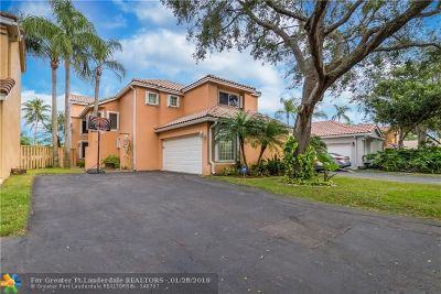 Plantation Single Family Home For Sale: 10067 NW 5th St