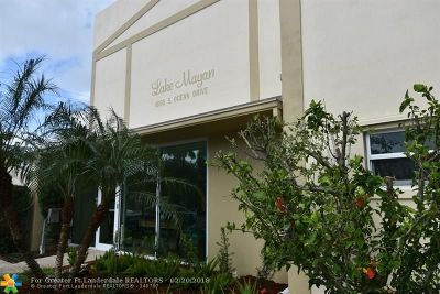 Fort Lauderdale Condo/Townhouse For Sale: 1850 S Ocean Dr. #103