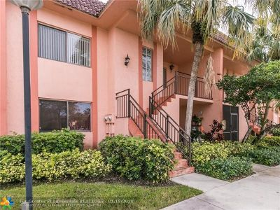 Weston Condo/Townhouse Backup Contract-Call LA: 223 Lakeview Dr #202