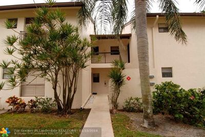 Coconut Creek Condo/Townhouse For Sale: 2566 N Carambola Cir #1853